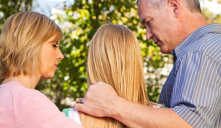 El primer vínculo de apego es con nuestros padres