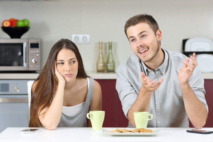 Si acaparas siempre las conversaciones deberías pensar en que tienes demasiado ego