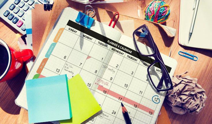 La administración del tiempo te ayudará a prevenir el estrés