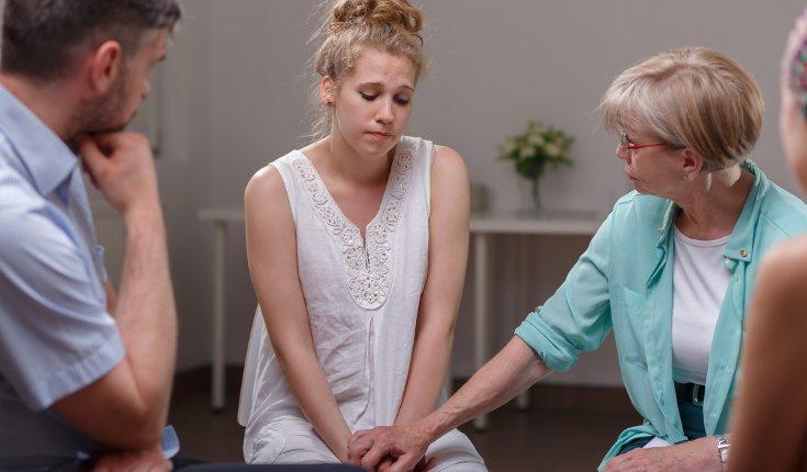 La ayuda psicológica y los grupos de ayuda son muy útiles para superar un TEPT