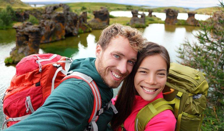 Viajar te enseña a desenvolverte en entornos completamente diferentes