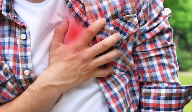 Las personas ocn hipocondría tienen </p><p> más riesgo de padecer un infarto por el exceso de sufrimiento