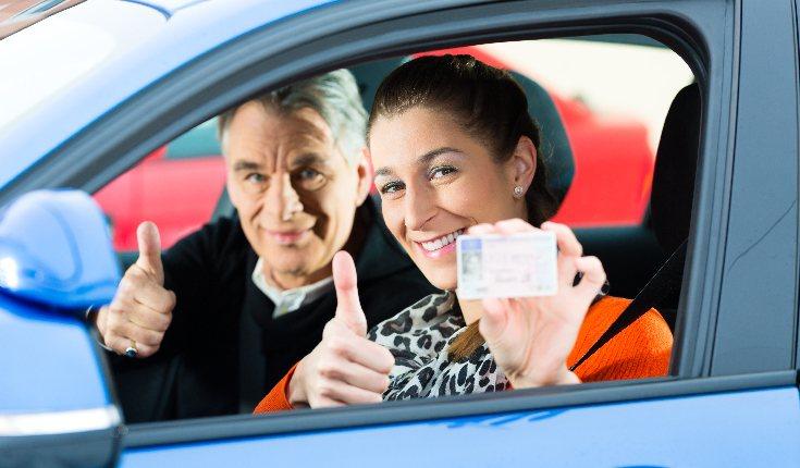 Recuerda qeu eres capaz de conducir un coche, igula que otra persona, y cada vez tendrás menos miedo