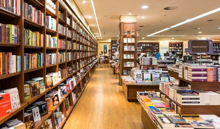 Las secciones de psicología están llenas de libros de autoayuda