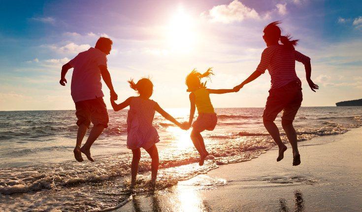 Aprovehca las vacaciones para pasar más tiempo con personas a las uqe quieres