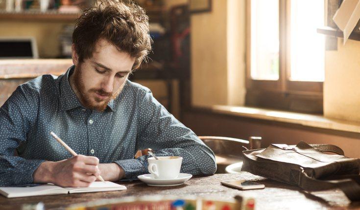 5 minutos al día son suficientes para escribir nuestro diario