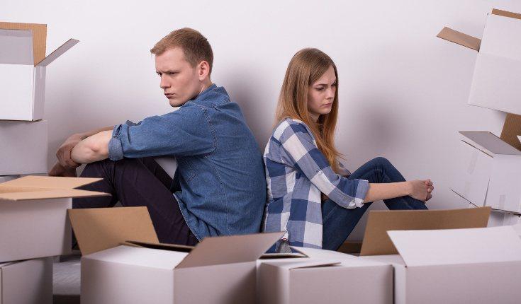 Las rupturas de pareja pueden hacernos pasar un proceso de duelo, sobre todo dependiendo de cómo fuera la relación