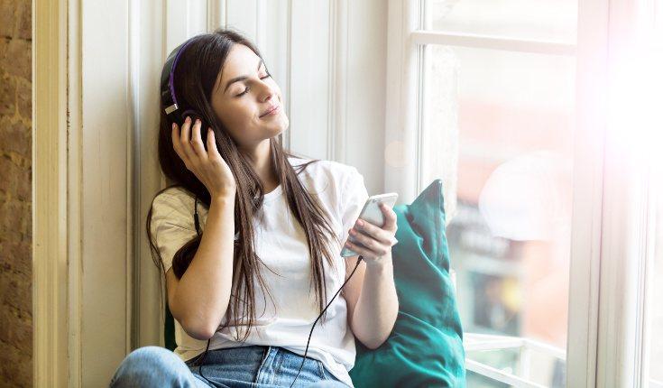 Escuchar música es un excelente ejercicio para ayudarnos a concentrarnos