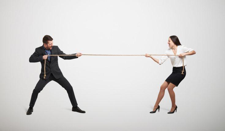 Debemos aceptarnos mutuamente y no intentar ponerse por encima del otro