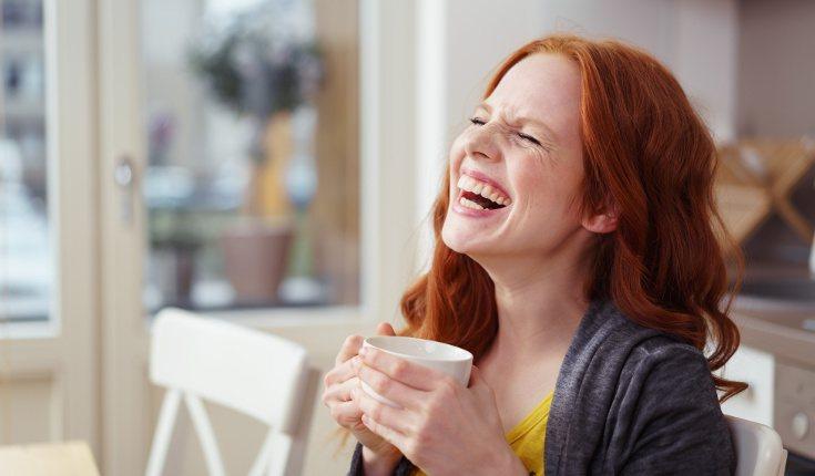 Reirnos nos ayuda a sentirnos de mejor humor
