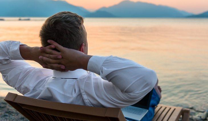 Una vez aprendes a estar a solas tu actitud ante la vida será mucho más relajada