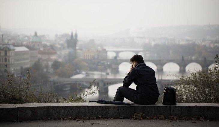 Cuando estamos a solas es posible que descubramos cosas de nosotros mismos que no nos gustan