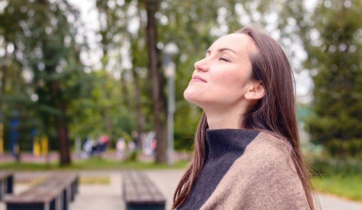 La respiración te relajará y ayudará a pensar de forma más clara