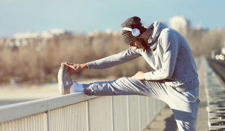 El ejercicio físico te ayuda a disminuir el estrés