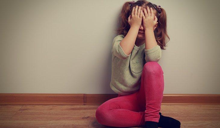 El llanto frecuente es uno de los síntomas de la ansiedad infantil