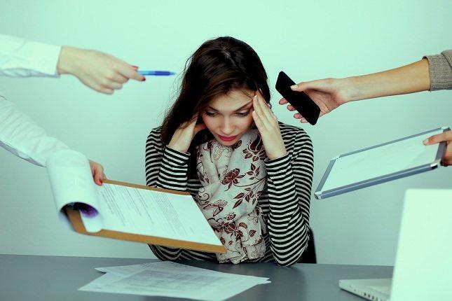 Si tienes mucho estrés tu sistema inmunológico se resiente