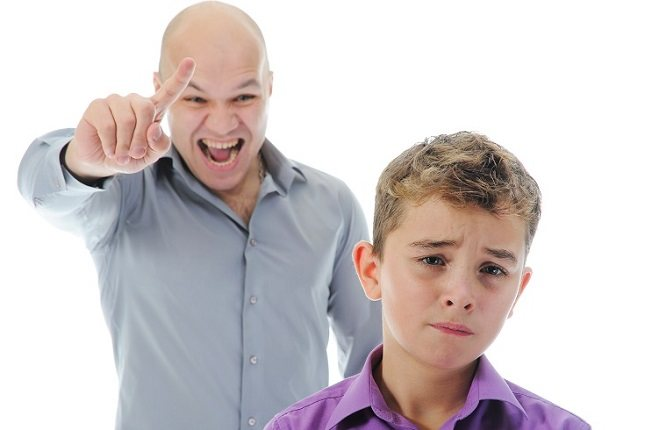 Gritar es perjudicial para las relaciones