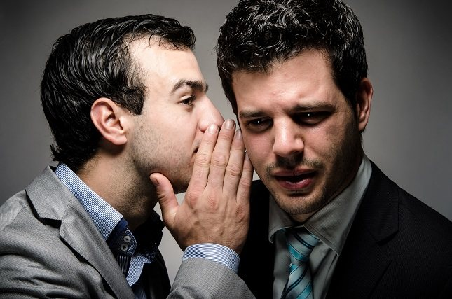 Muchas personas mentirán para proteger la percepción de los demás