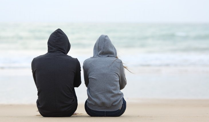 Debes tratar de diferenciar entre una relación dolorosa y una tóxica