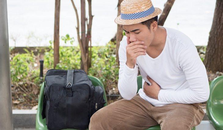 La personas con esta fobia evitan viajar o sociabilizarse para no sentir sensación de vómito