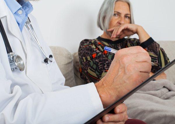 Muchas personas temen el momento de ir a visitar al médico