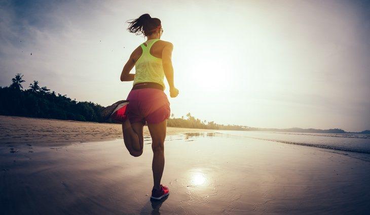 Practicar deporte te ayudará a sentirte mejor