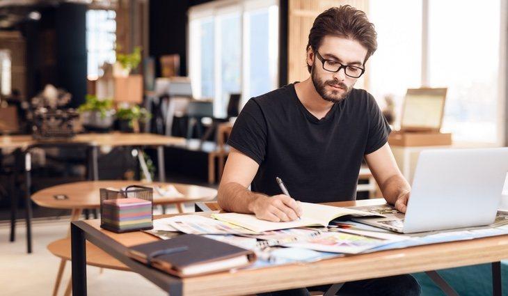 Hacerse un horario de trabajo es muy importante, pero este puede ser flexible