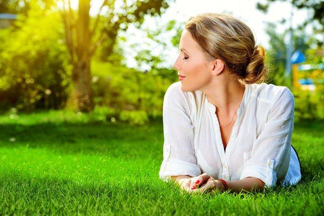 Estar al aire libre puede ayudarte a relajarte
