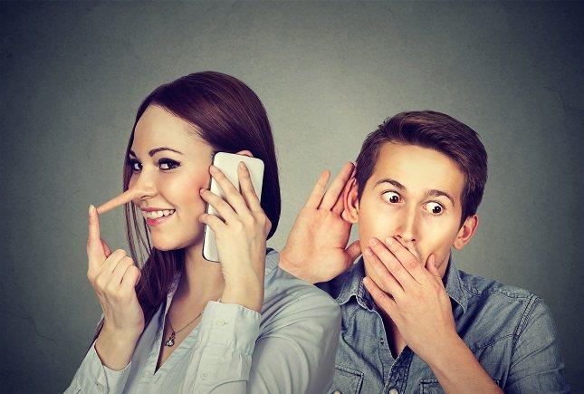 Puede ser complicado identificar a un mentiroso compulsivo
