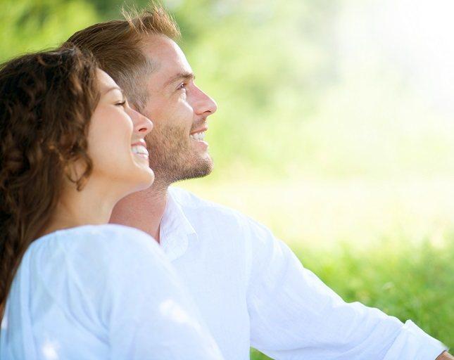 Las personas pueden comenzar una relación con valores similares