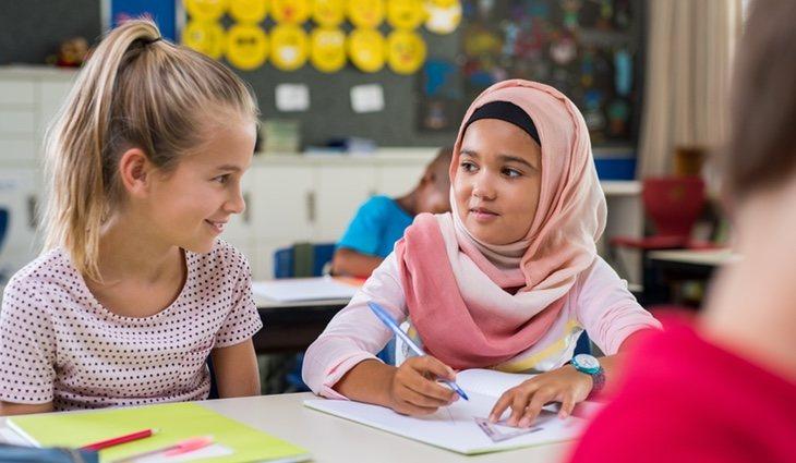 A un hijo hay que dar una seria de valores para que integre y sea integrado por otros niños