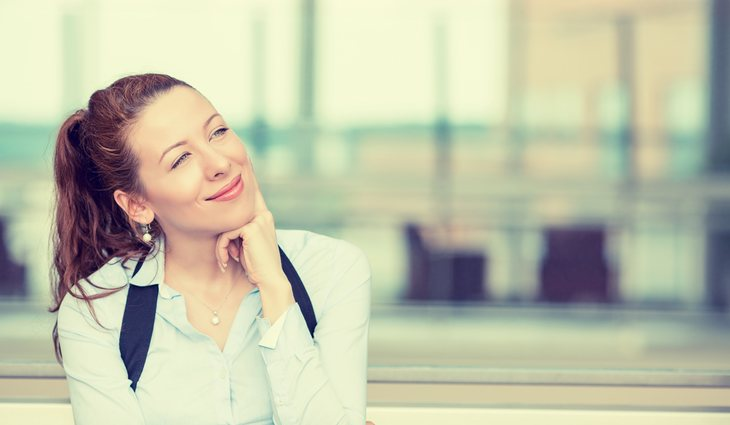 Aceptarse uno mismo y pensar en positivo es una buena forma de combatir la inferioridad