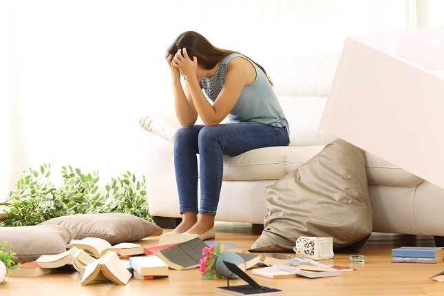 Ciertos eventos traumáticos de la vida pueden conducir a la inseguridad
