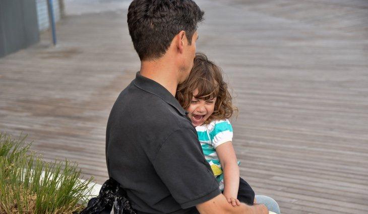 No hay que ceder ante las exigencias de los pequeños, pues acabarán acostumbrándose