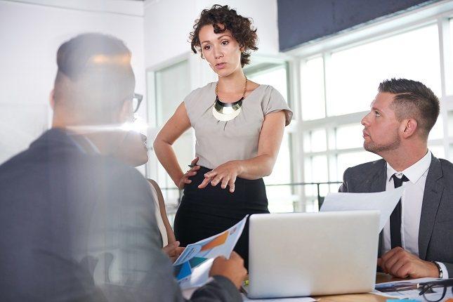 El conflicto siempre existirá en un lugar de trabajo, y esto no siempre es algo malo