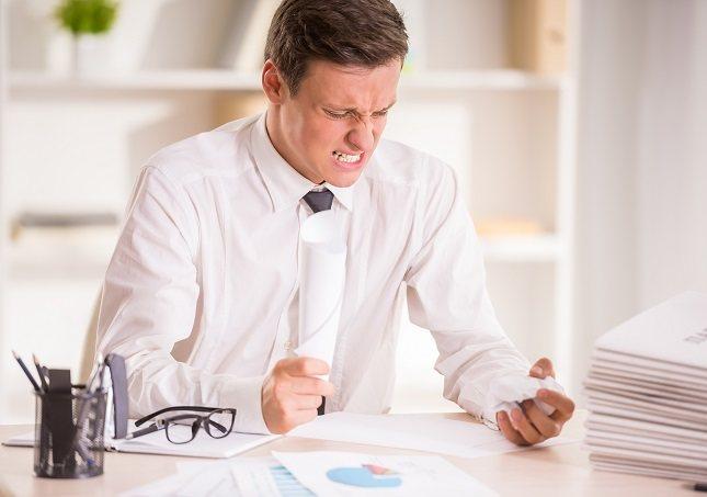 Muchas personas tienen dificultades para controlar su ira