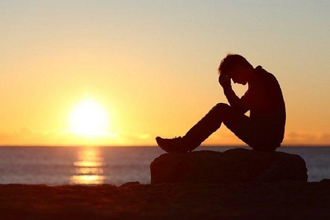 No te preocupes si tienes que llorar o sientes ira