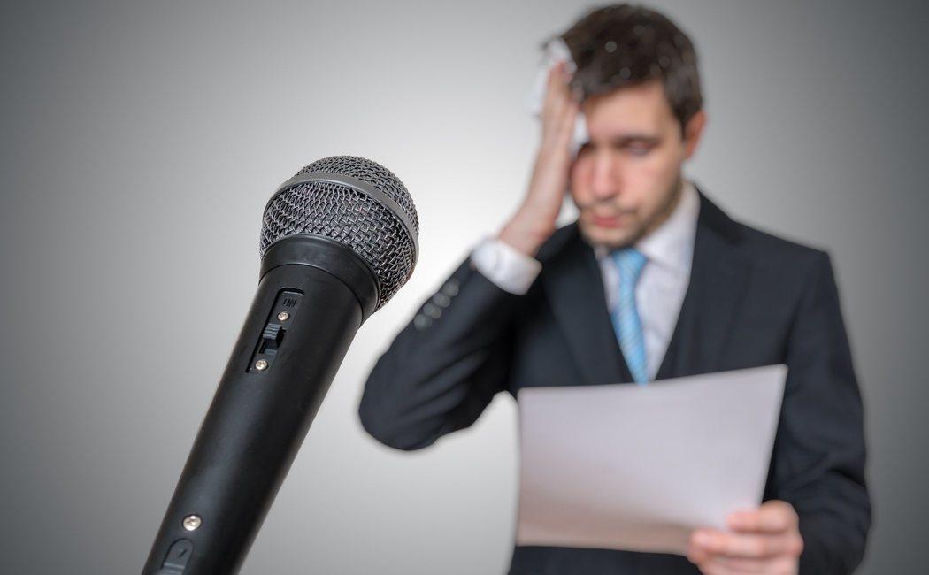 Cómo afrontar el miedo a hablar en público