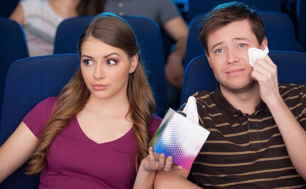 ¿Por qué lloramos cuando vemos una película?