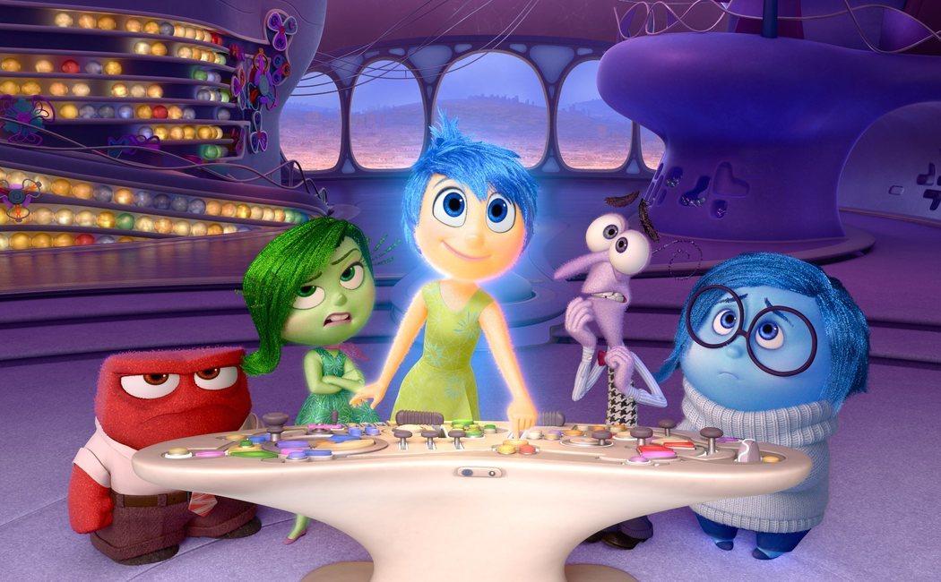 Cine y psicología: 'Del revés', una película para conocer nuestras emociones