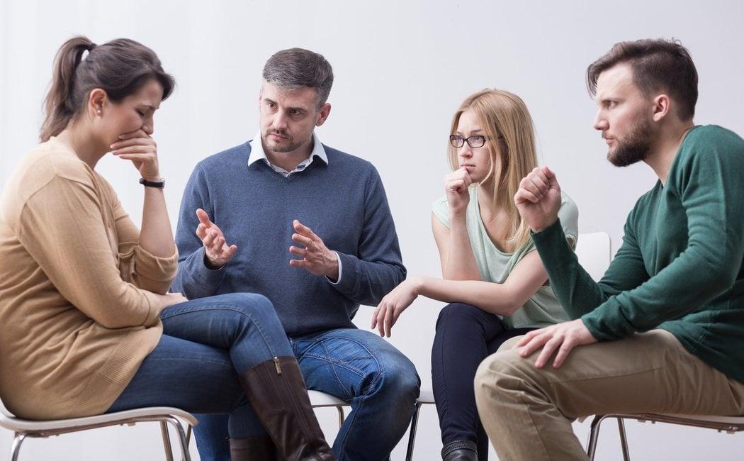 Cómo funciona la terapia grupal