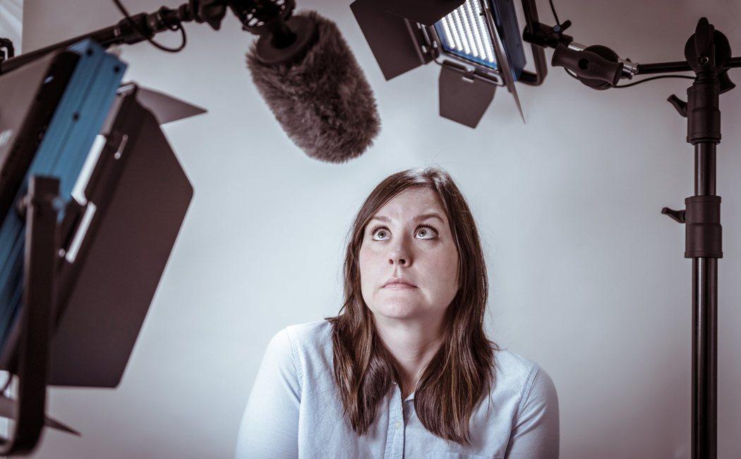 Cómo superar el miedo a hablar delante de una cámara