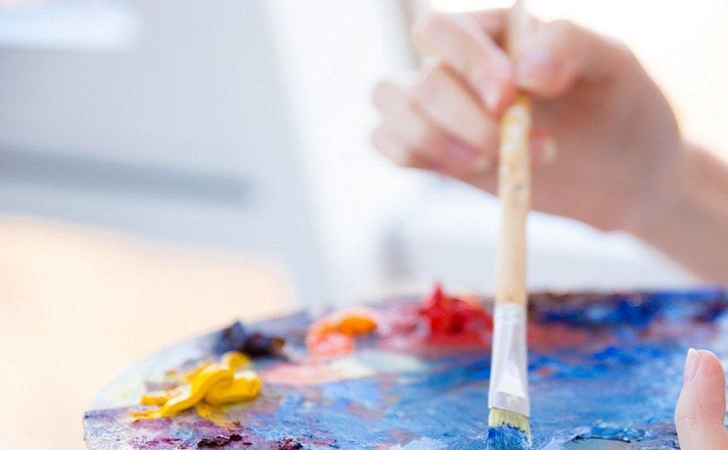 Pintar puede ser el secreto de tu felicidad
