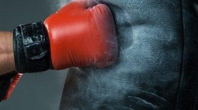 Pon un saco de boxeo en tu vida